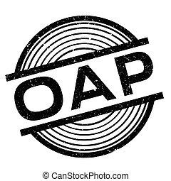 kantoor, postzegel, vrede, atomen, rubber, oap