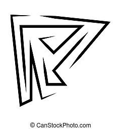 kantoor, symbool, papier, vector, ontwerp, logo, pictogram