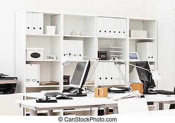 kantoor, werkplaats