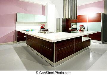 kantor, kuchnia