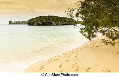 Kanumera Beach Isle Of Pines