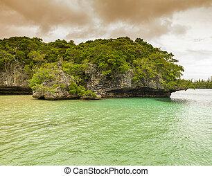 Kanumera Rock Isle Of Pines