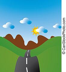 kanyargós út