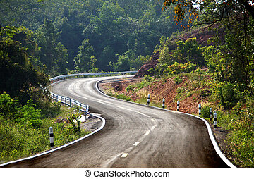 kanyargós út, thaiföld
