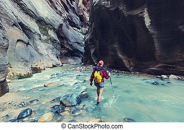 kanyon, jeruzsálem