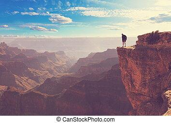 kanyon, nagy