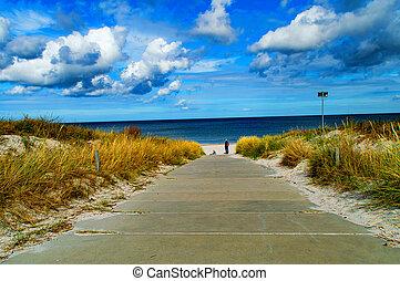 Kap Arkona at the Baltic Sea 2 - The Kap Arkona at the...