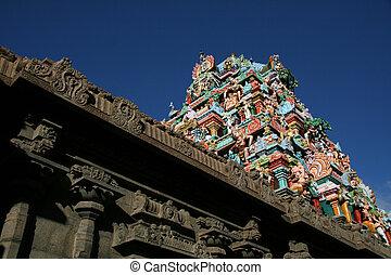 Kapaleeshwar Temple, Chennai, India