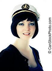 Kapit - Frau