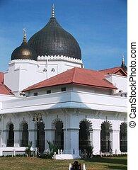 Mosque - Kapitan Kling Mosque, Penang, Malaysia