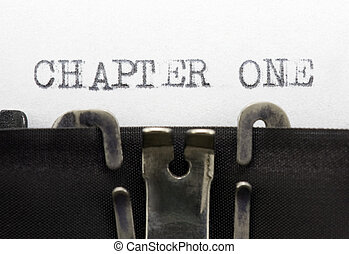 kapitel, eins