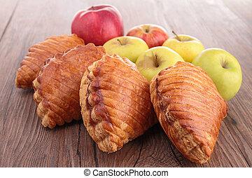 kapotaż jabłka