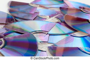 kaputte , cds