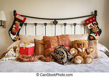 karácsony, belső