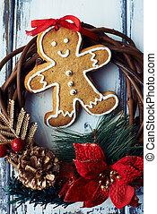 karácsony, cégtábla