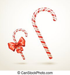 karácsony, cukorka sétabot