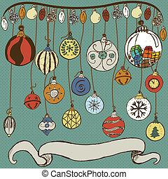 karácsony, gyűjtés, gumó
