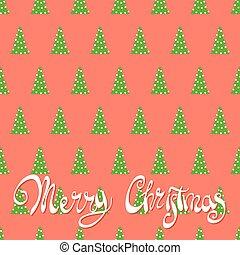 karácsony, háttér, bitófák, piros