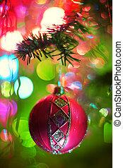 karácsony, játékszer