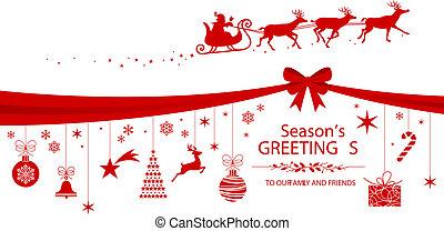 karácsony, köszöntések, piros lap, tervezés