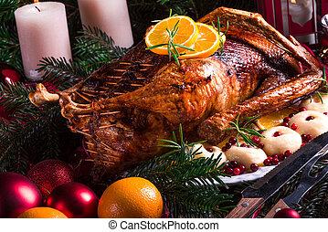 karácsony, kacsa