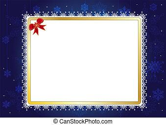 karácsony, meghív