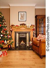 karácsony, otthon
