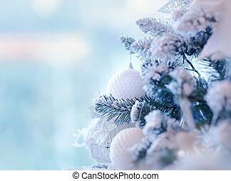 karácsonyfa, határ
