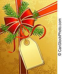karácsonyi ajándék