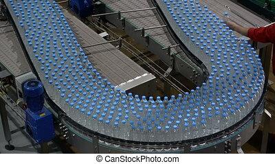 karaf, conveyor, industrie