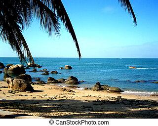 karaibski, -, wyspa