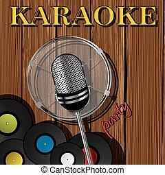 karaoke, scheda