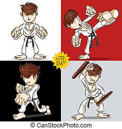 karate, arte marcial