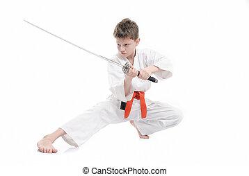 karate, geitje