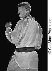karate, kind