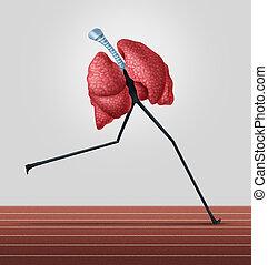 kardiovasculäre übung