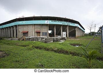 karen tucker municipal stadium