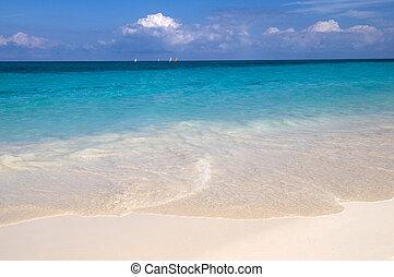 karibisch, paradies