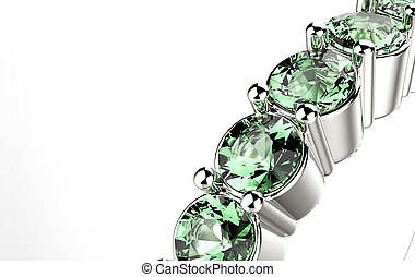 karika, emerald.