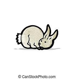 karikatúra, üregi nyúl, nyuszi