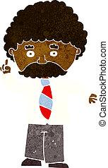 karikatúra, tanár