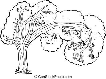 Rote Blätter Baum : bl tter baum rotes fantasie bl tter baum vlinders rotes ~ Buech-reservation.com Haus und Dekorationen