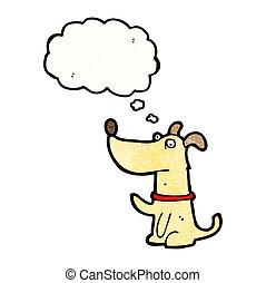 Hund Karikatur