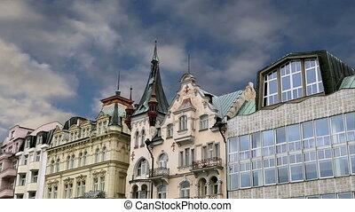 Karlovy Vary (Carlsbad).Czech - Karlovy Vary (Carlsbad) --...