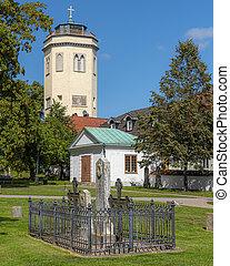 Karlshamn Karl Gustavs Church Graveyard