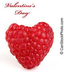 karmozijnrood, hart