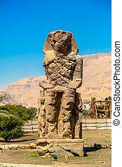 KarnakTemple - Historic temple of Karnak in Luxor Egypt,...