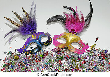 Karneval - karneval, fasching, fastnacht, silvester,...