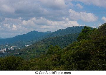 Karon Viewpoint on island of Phuket