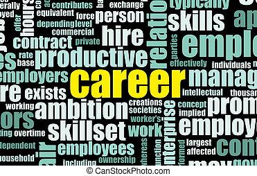 karriär